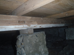掘りごたつ基礎工事2